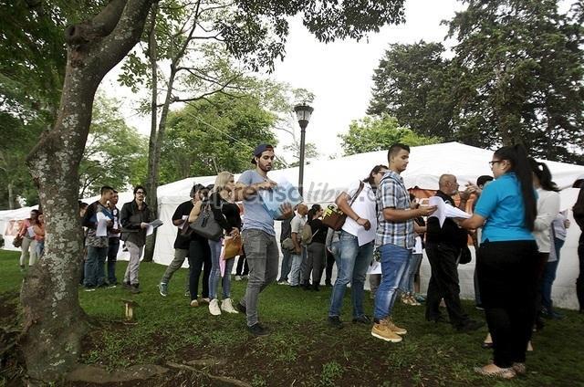 Buen Trabajo Costa Rica - 70 puestos vacantes en San José