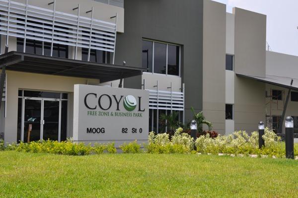 Zona Franca Coyol