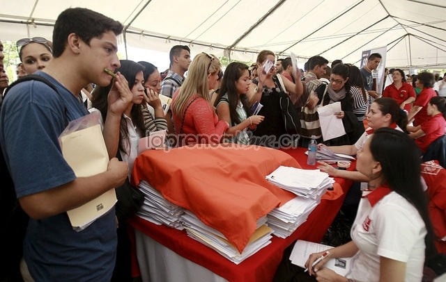 Bajo Desempleo en Costa Rica
