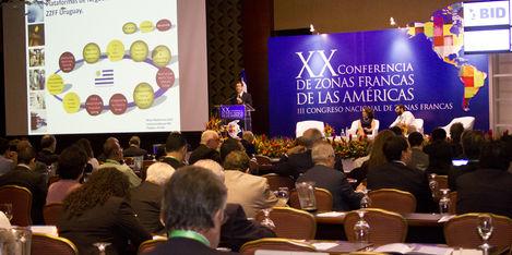 Conferencia Zonas Francas